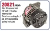 55-20821   ALTERNATOR PLEASURCRAFT 50MM