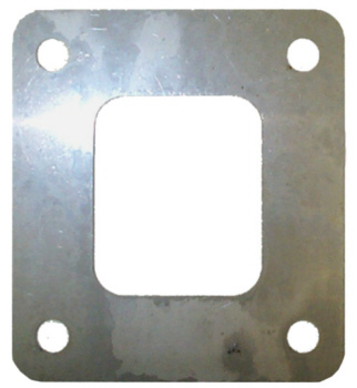 Number Plate Suppliers >> BAR MC-20-87918 PLATE S.S.FWC BLOCK-OFF CEO (OSC 8503SS)