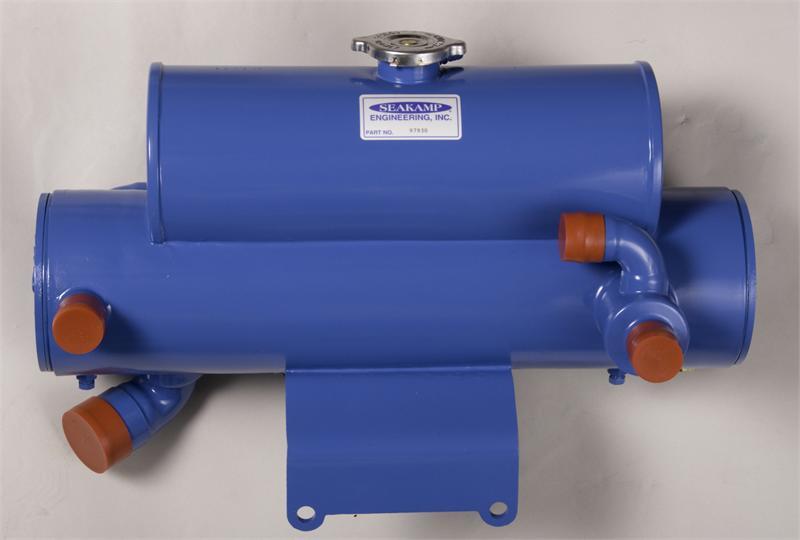 97930 crusader 97930 heat exchanger replacement by seakamp engineering
