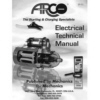 TM001 Electrical Technical Manual by Arco