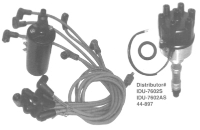 JMS201 Electronic Ignition Conversion Kits 4.3L V6