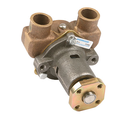 SHE G56 Raw Water Pump - NORTH AMERICAN