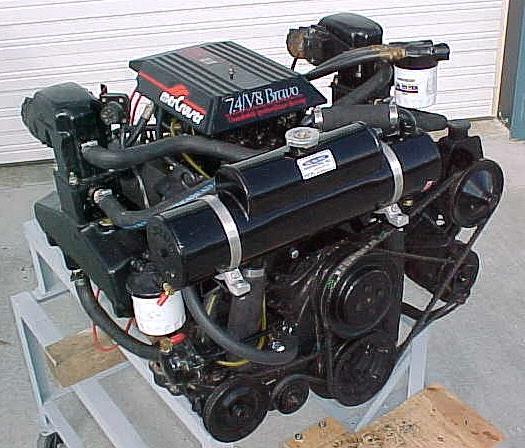 SK 4823 Fresh Water Cooling Kit MerCruiser 454 1985-1996 ...