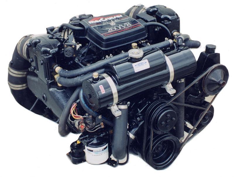 SK 4821 MerCruiser Fresh Water Cooling Kit by Seakamp Engineering