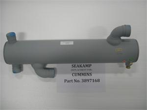 SK CUM 3897168 Heat Exchanger Cummins