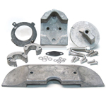 CM-ALPHAKITZ Zinc Anode Kit for MerCruiser Alpha 1 Gen 2