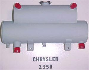 SK CHR 2350 Heat Exchanger Chrysler 2350-1-5