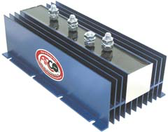 arco bi 1603 battery isolator 160 amp 1 alternator 3 batteries. Black Bedroom Furniture Sets. Home Design Ideas