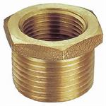 BRA 110-3/4 x 1/2 Solid Brass Pipe Bushing, 3/4
