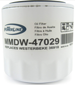 MMDW-47029 Westerbeke Oil Filter replacement for 36918