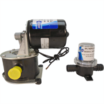 Jabsco 37202-0000 200 GPH Electric Bilge Pump