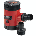 Johnson 40004 4000 GPH Non-Automatic Bilge Pump