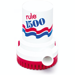 Rule 02 1500 GPH Non-Automatic Bilge Pump