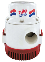 Rule 14A 3700 GPH Non-Automatic Bilge Pump 12V