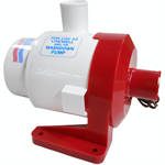 Rule 17A 3800 GPH Non-Automatic General Purpose Pump 12V