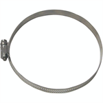 Sierra 18-710-80 Hose Clamp 4 9/16 in. to 5 1/2 in. #080