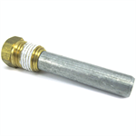 Crusader R168005 1/4 in. NPT Zinc Pencil Anode