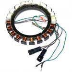 CDI 176-5095 Force 888792 2, 3, and 4 Cylinder Stator with Plug Connectors