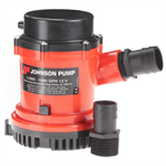 Johnson 16004-00 1600 GPH Non-Automatic Bilge Pump